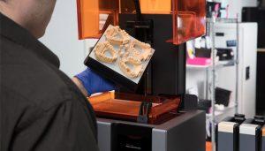 پرینتر سه بعدی در دندانپزشکی