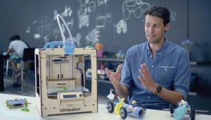 پرینتر سه بعدی و آموزش در مدارس