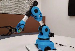 چاپ سه بعدی ربات