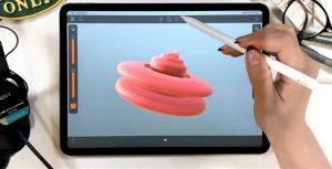 نرم افزار طراحی سه بعدی برای موبایل