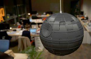 مدل های چاپ شده سه بعدی غول پیکر