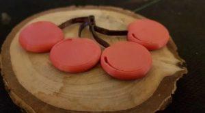 15 نمونه گوشواره چاپ سه بعدی