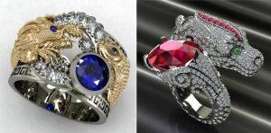 چند نکته برای چاپ سه بعدی جواهرات