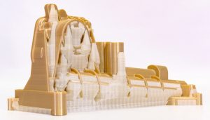 پلی اتیلن ایمین PEI و چاپ سه بعدی