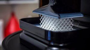 چاپگرهای سه بعدی با نور UV