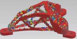 بهینه سازی در چاپ سه بعدی
