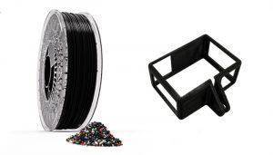 ساخت رشته های TPU از مواد بازیافتی