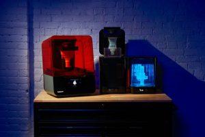 پردازش قطعات در چاپ سه بعدی SLA