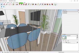نرم افزار رایگان مدل سازی سه بعدی برای مبتدیان