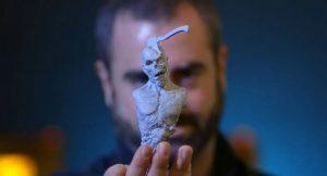 پرینت سه بعدی اکشن فیگور و مجسمه