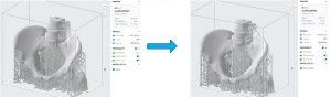 چاپ سه بعدی مدل های تشریح پزشکی در کوتاهترین زمان